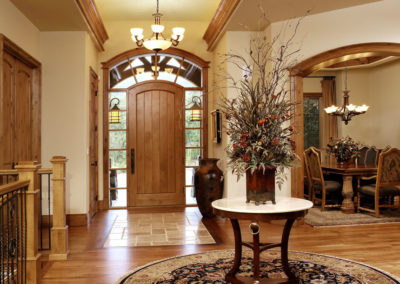 Beaver Creek Foyer