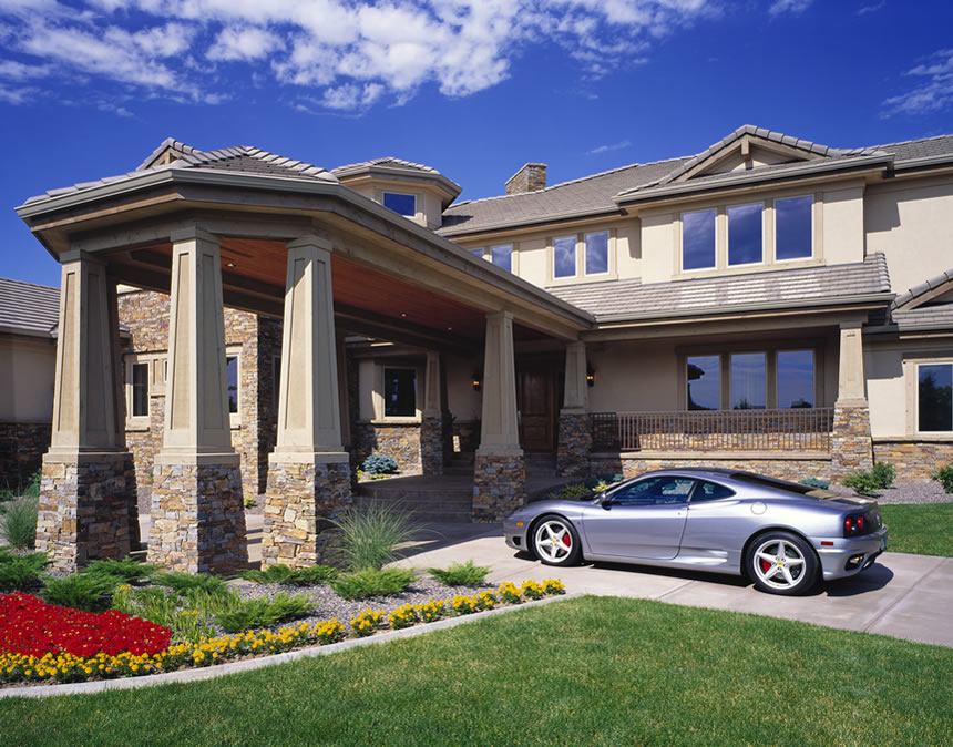 Colorado classic thomas sattler homes for Classic homes co