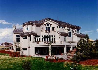 California-modern-Rear-Exterior