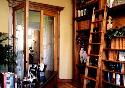French-Rustic-Study