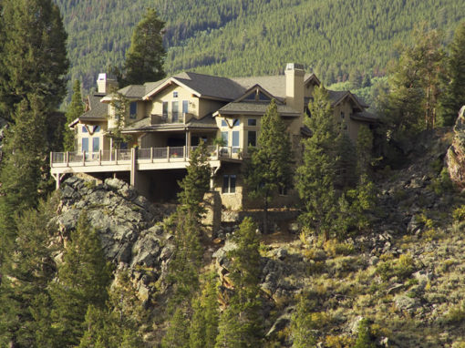 Mountain Hillside
