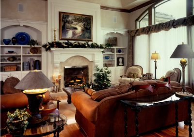 Colorado Classic living room