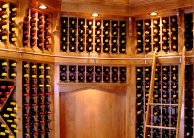 Colorado Classic wine cellar